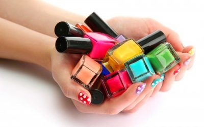 What To Do with Old Nail Polish?